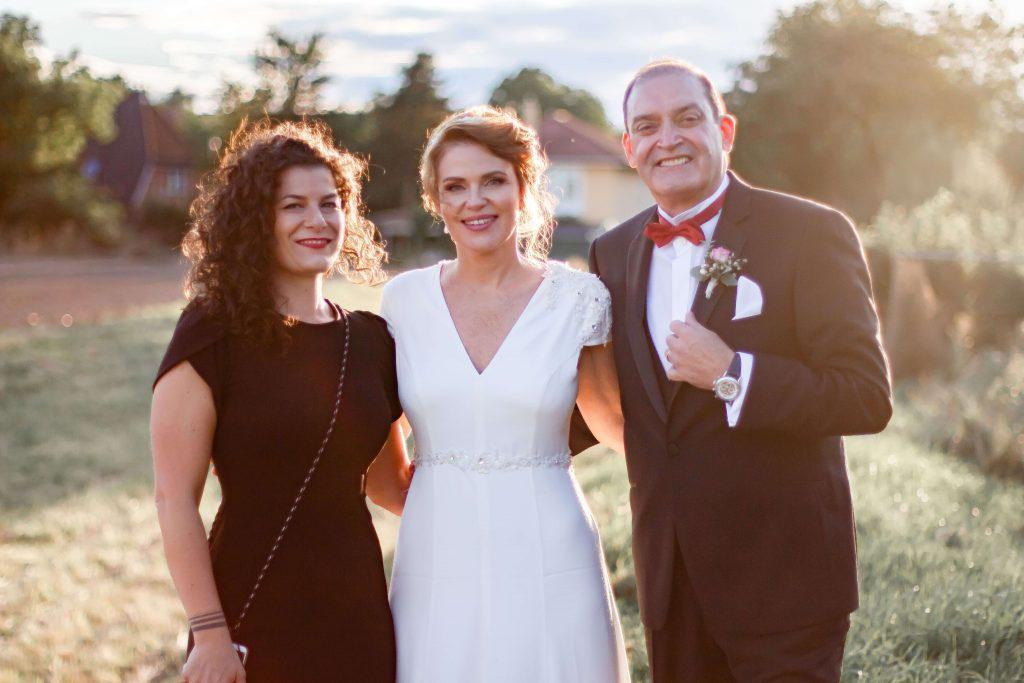 Ländichse Hochzeit in Lueneburg