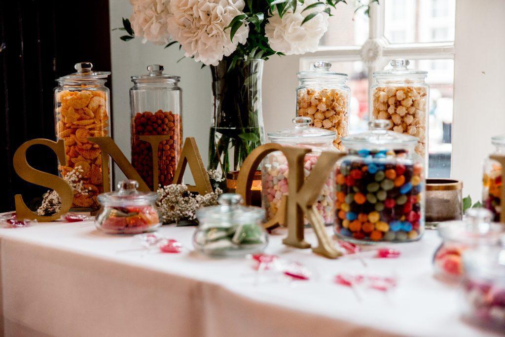 Snack Bar Hochzeit