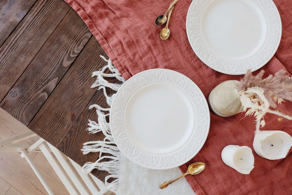 Hochzeit minimalistisch