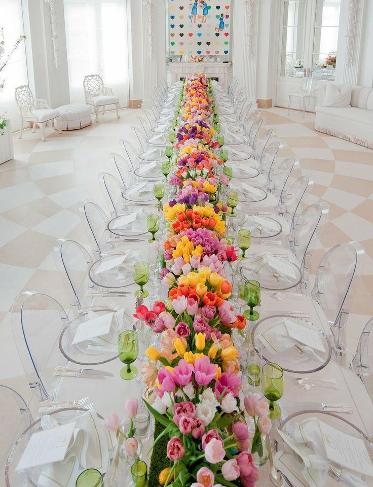 Tulpen Hochzeit